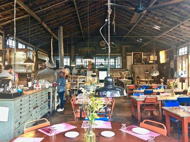 I ristoranti della LX Factory