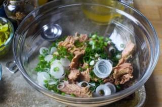 tuna salad like you've never had it