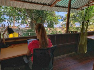 Digital Nomad Office in Selina