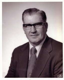 George Davis, new president of the transit union: 1974