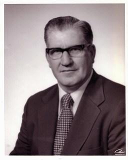 George Davis, new president of the transit union: 1974