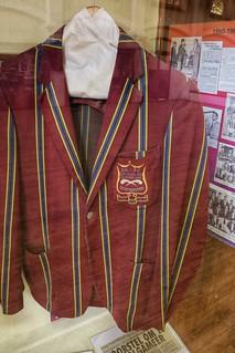 School blazer - CP Nel museum