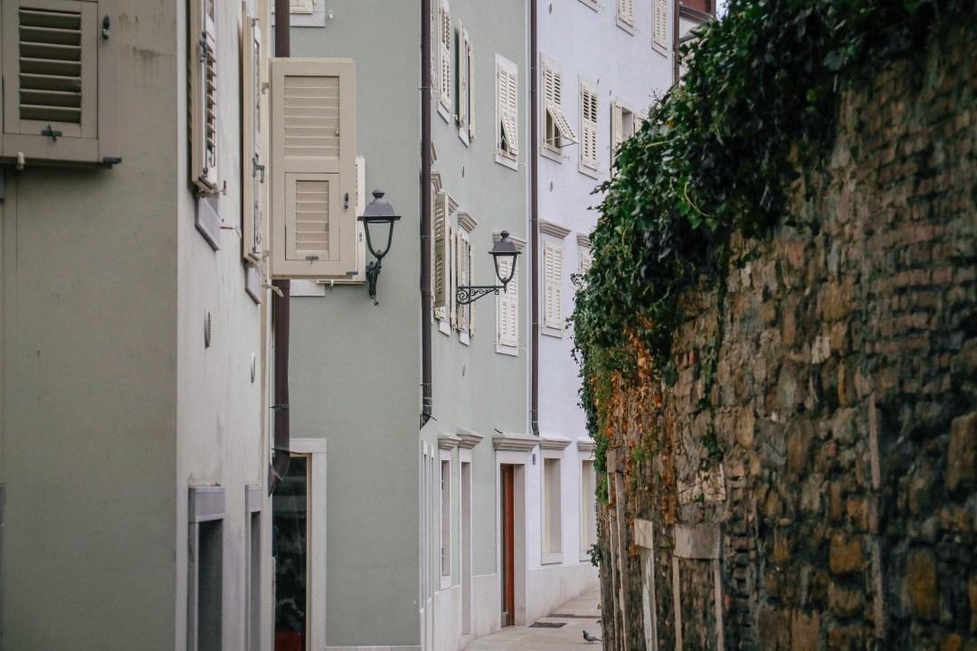 Centro storico di Trieste