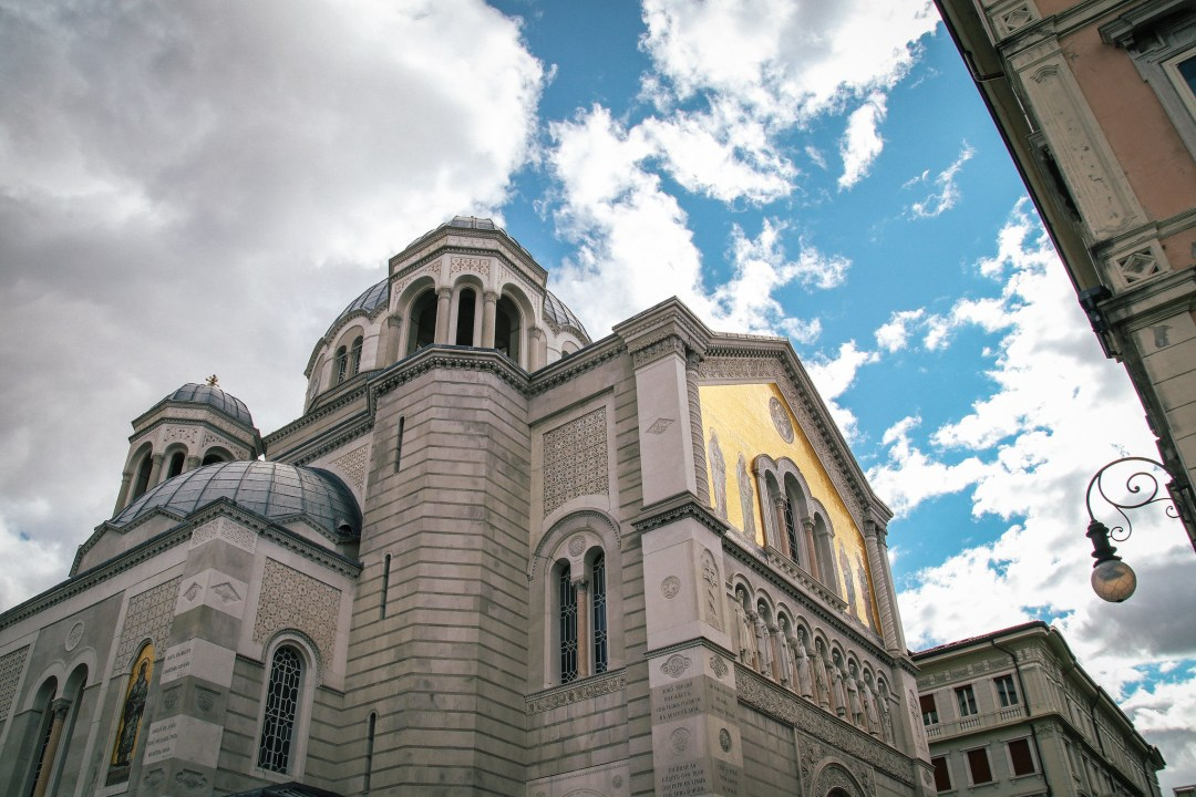 Tempio serbo-ortodosso di San Spiridione, Trieste