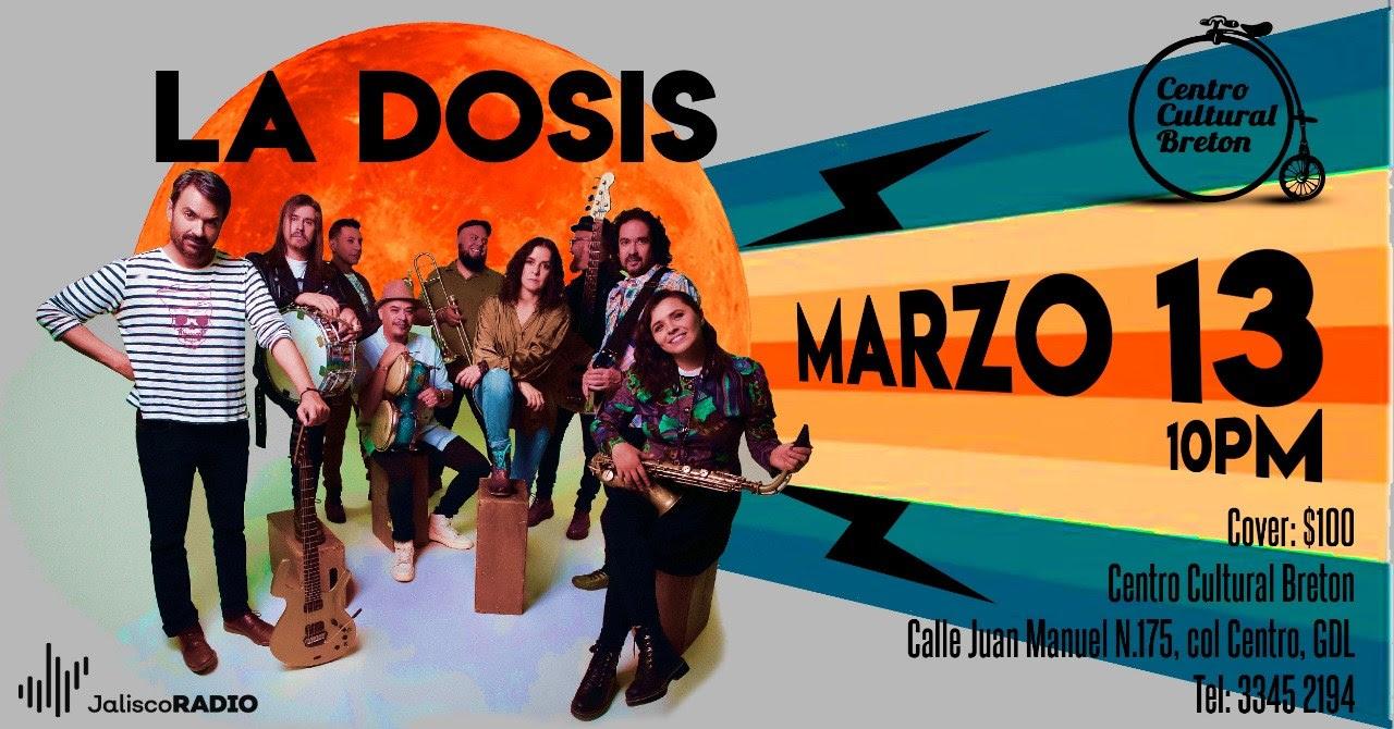 2020.03.13 La Dosis