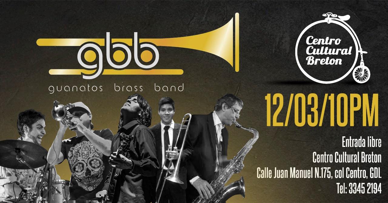 2020.03.12 Guanatos Brass Band