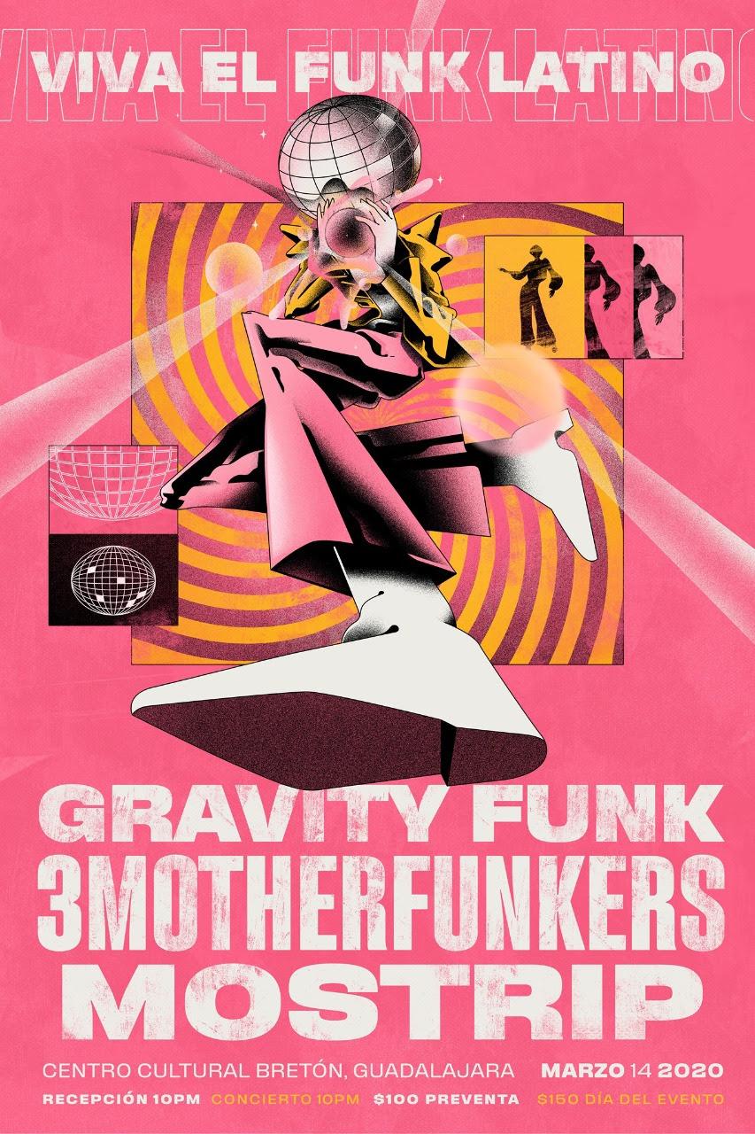 2020.03.14 3MotherFunkers + Mostrip + Gravity Funk