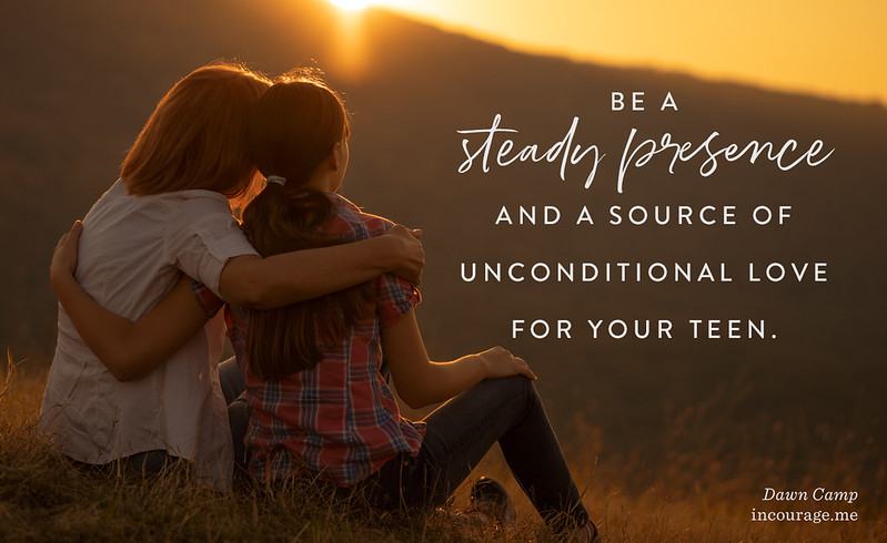 Five Thoughts for Mothers of Teens at (in)courage