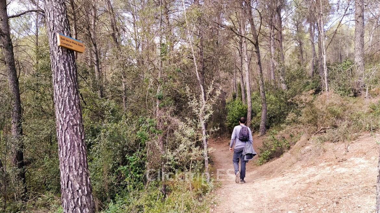 Saltos de agua de Cabrera d'Anoia