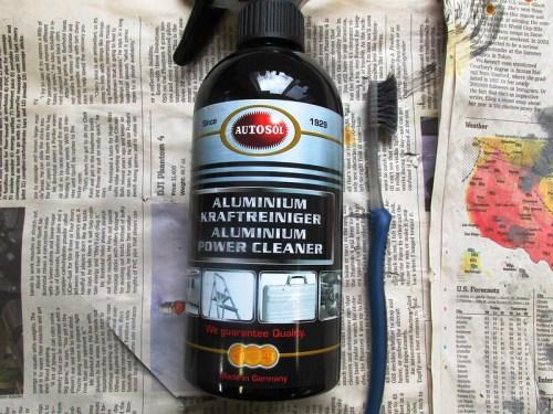 AutoSol Aluminum Cleaner
