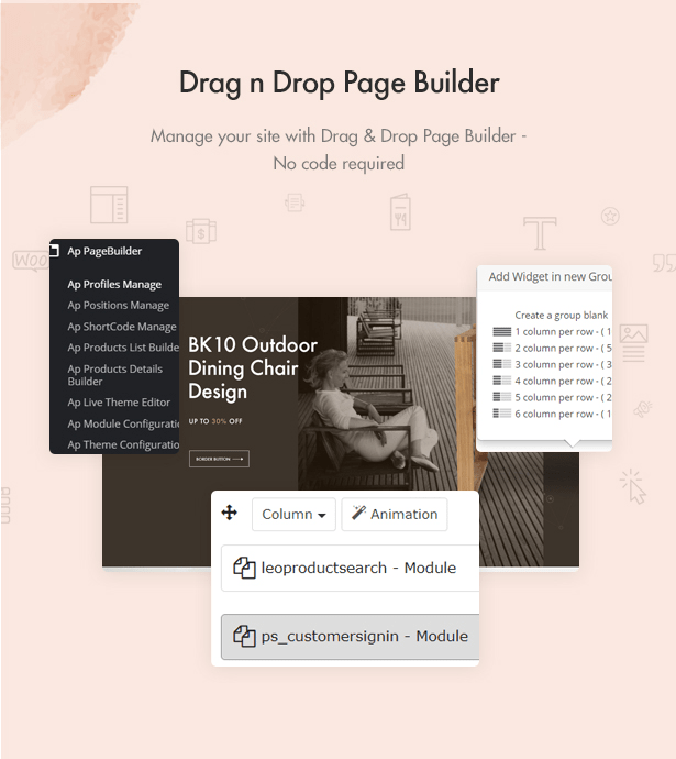 All-in-one Page Builder