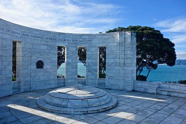 Massey Memorial a Wellington