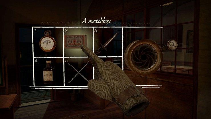 Room VR: The Dark Story