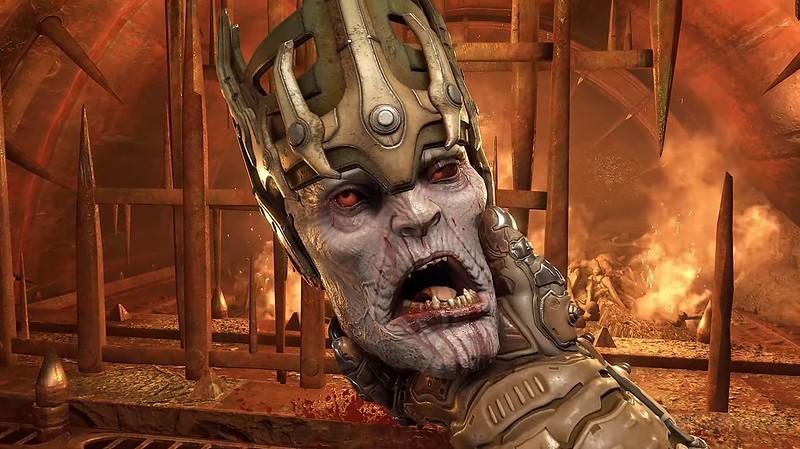 DOOM Eternal-지옥 사제 Deag Nilox