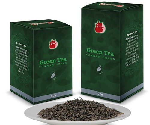 Legande Gourmet Green Tea