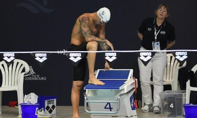 La mente del nuotatore durante l'emergenza sanitaria