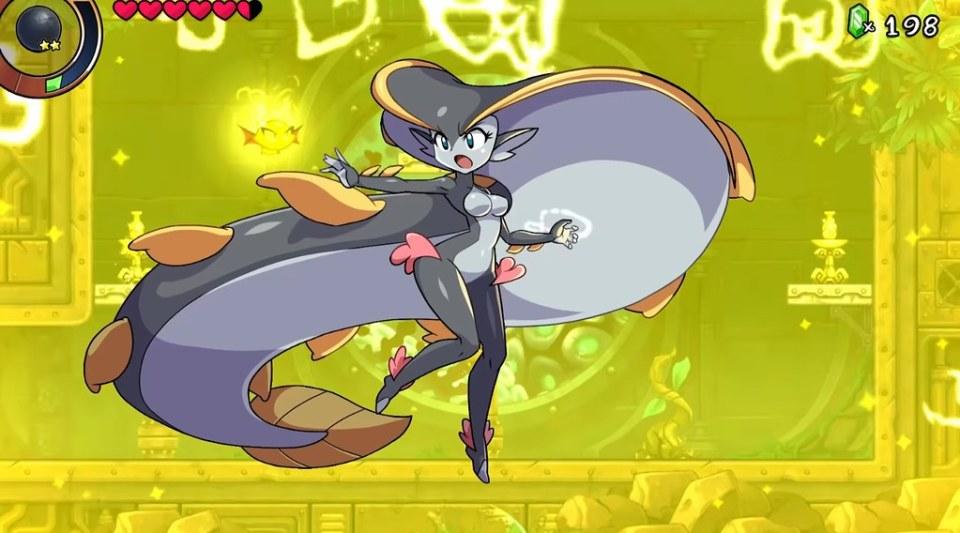 Shantae et les sept sirènes - Monster Girl