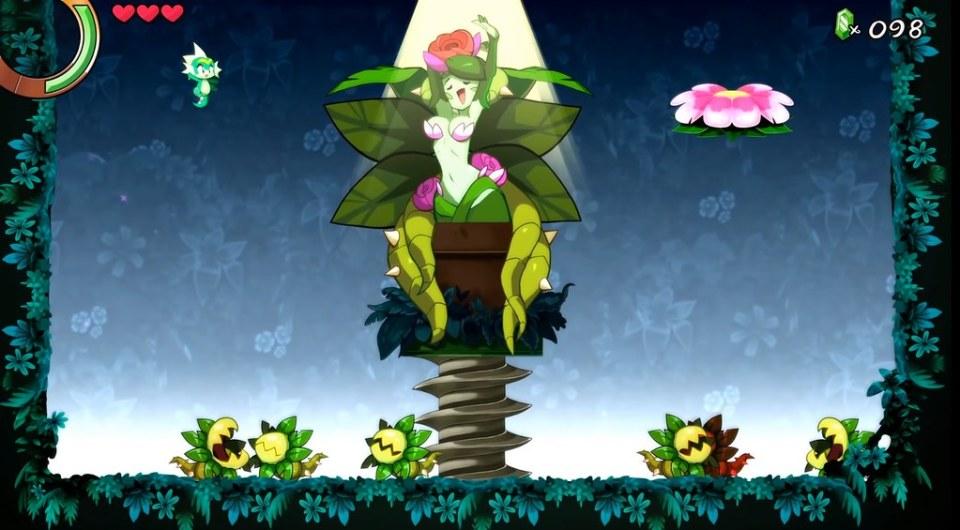 Shantae et les sept sirènes - Boss