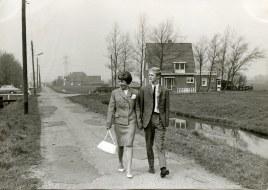 1966-04-27 - Trouwdag Gerard Jongens en Immie Schermerhorn - 068