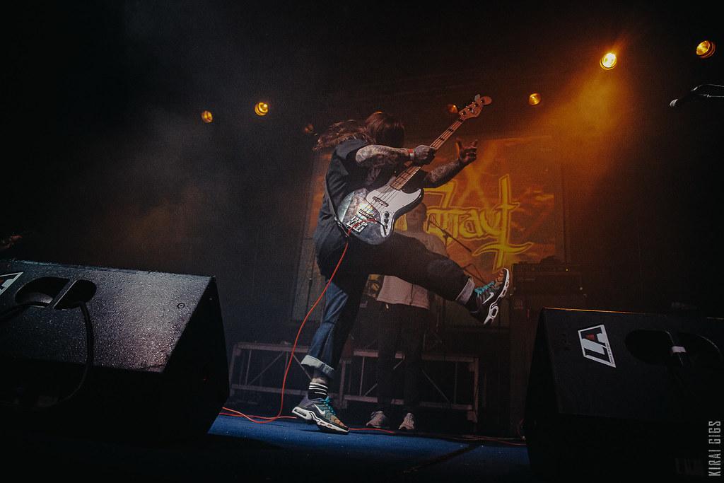 Juggernaut - Live at Bingo, Kyiv [30.11.2019]