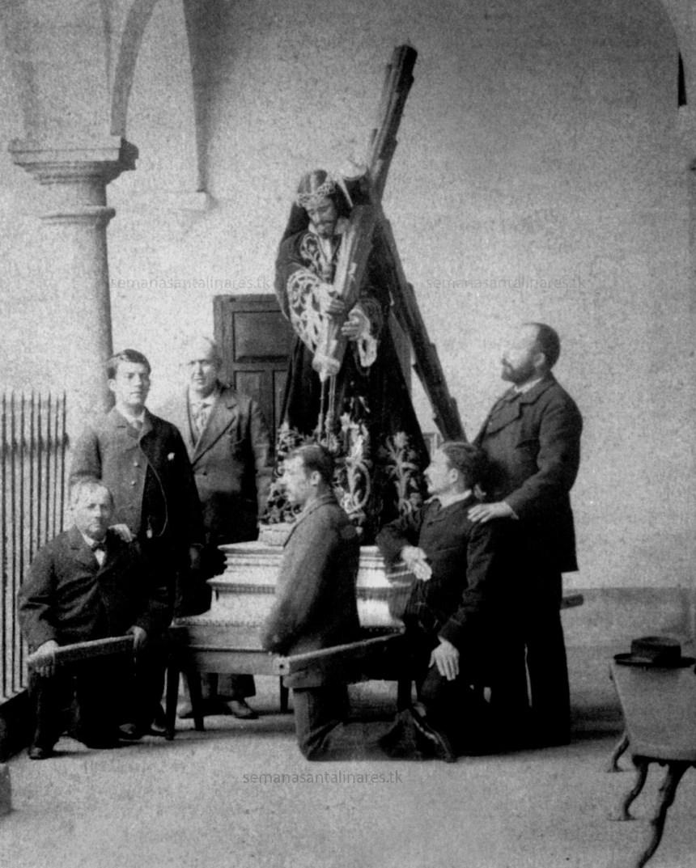 Nazareno Linares 1880