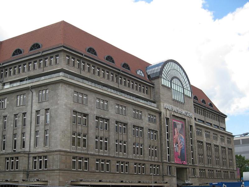 IMG_4373 Berlin, Kaufhaus des Westens KaDeWe