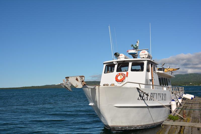 Sea Hunter (III?)