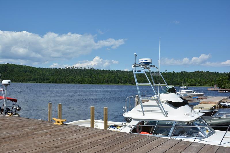 Back to the Windigo dock