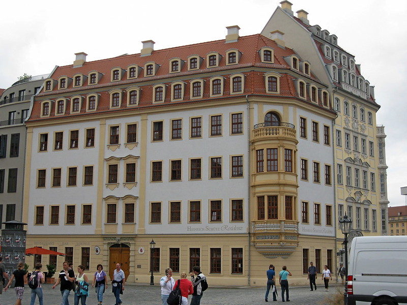 IMG_4611 Dresden, Heinrich Schütz Residenz