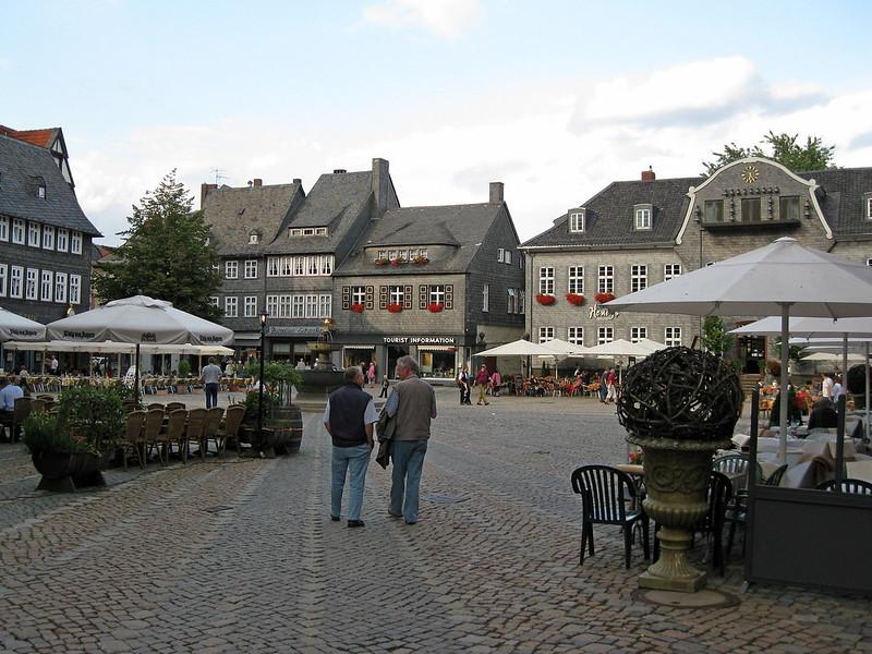 IMG_5043 Goslar, Marktplein