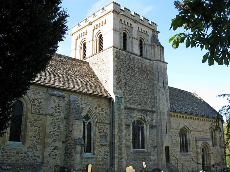 IMG_2755 Iffley, Parish Church