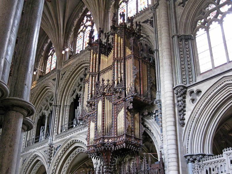IMG_3483 Ely Cathedral Organ