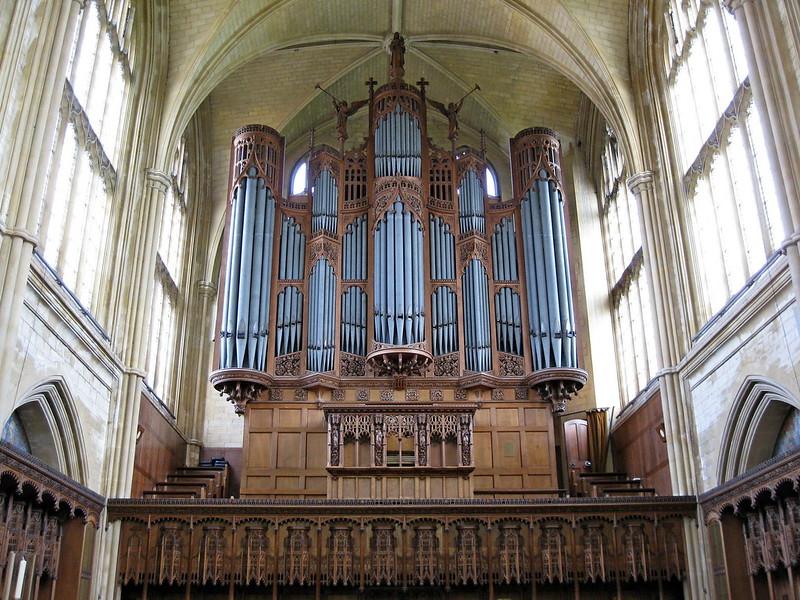IMG_2960 Cheltenham College Chapel Organ