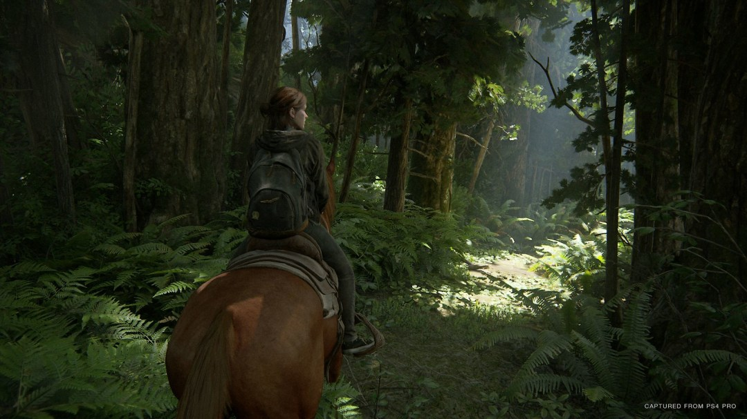 Brand New The Last of Us Part II Screenshots Unveiled 7