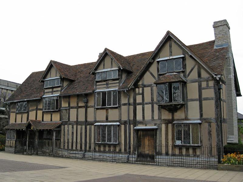 IMG_3075 Stradford upon Avon Birthplace of William Shakespeare