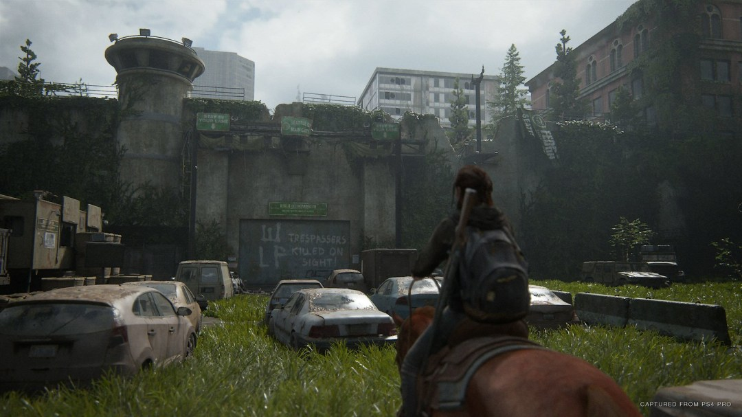 Brand New The Last of Us Part II Screenshots Unveiled 10