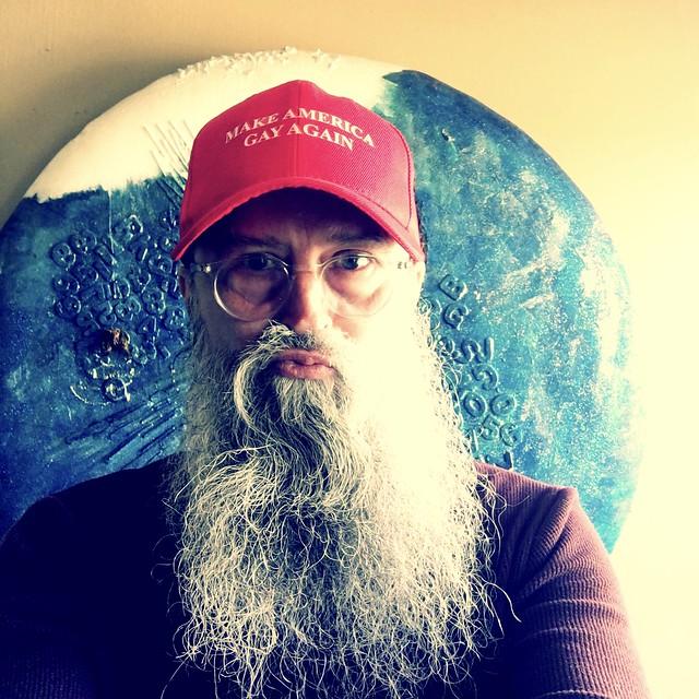 #Beardo #MAGA