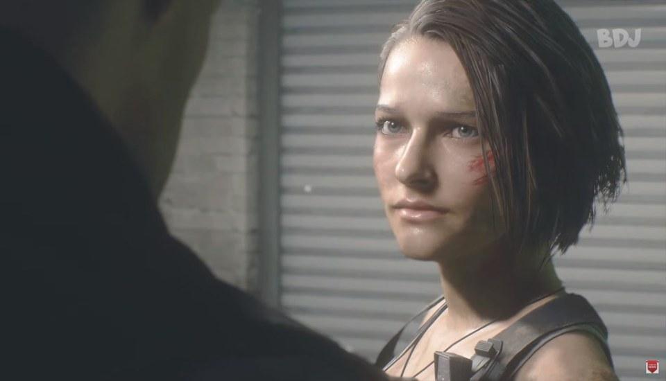 Resident Evil 3 Remake - Blutendes Herz