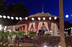 Puesto bar del recinto Parque González Hontoria Feria del Caballo 2014 Jerez de la Frontera Cadiz 01