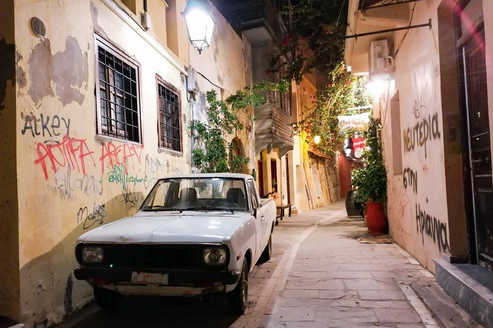 Kolmas talvi Kreikassa
