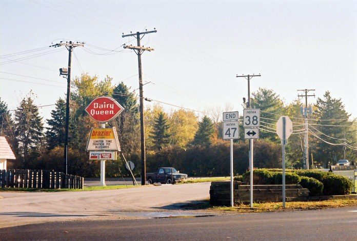 SR 47 at Sheridan