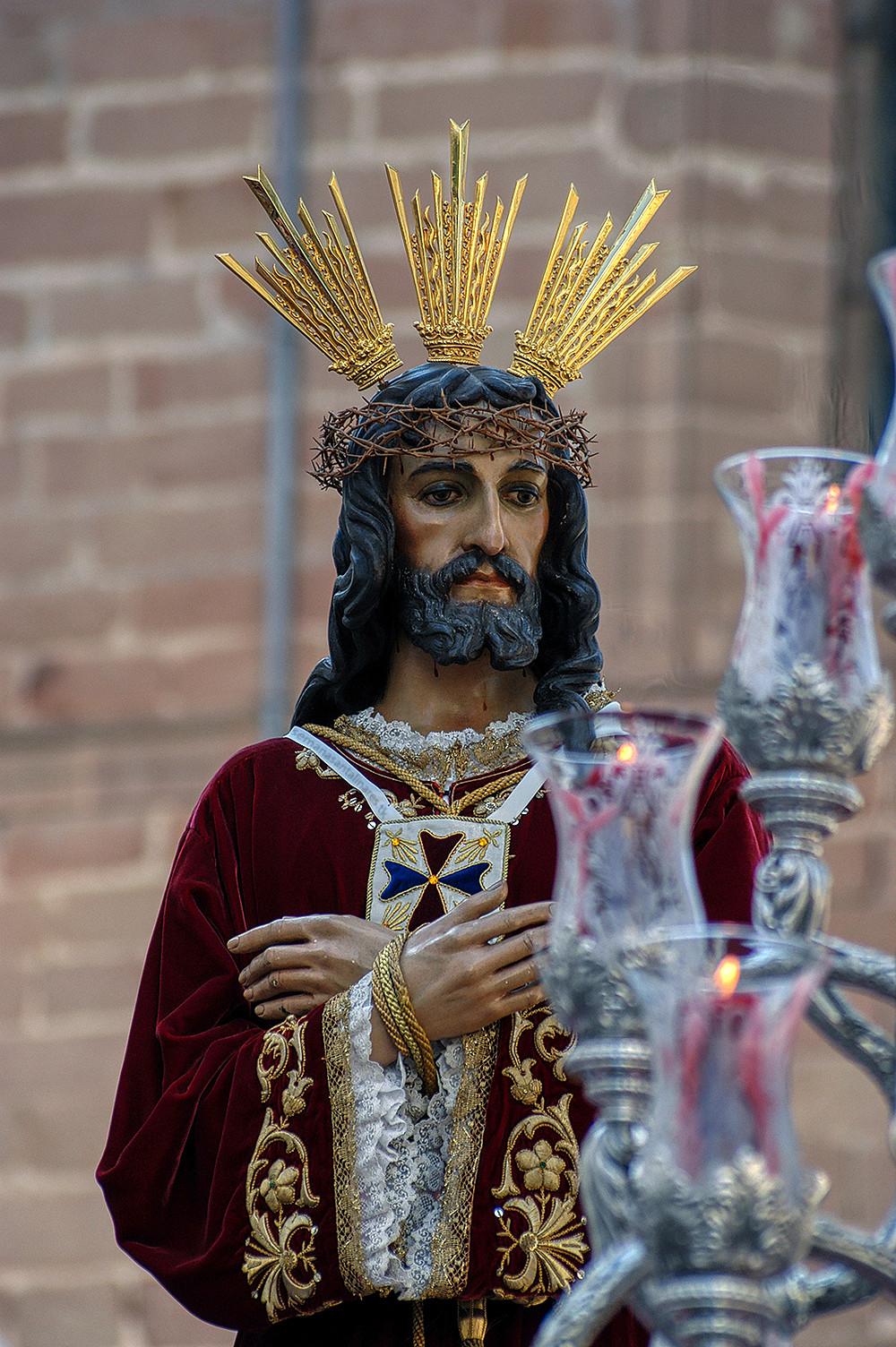 Ntro. Padre Jesús del Rescate (2003)