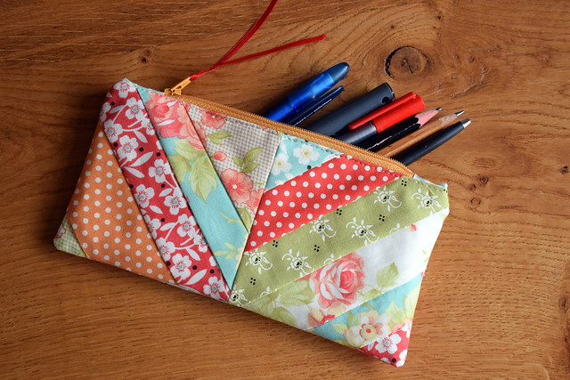 Scrappy Pouches Video Tutorial