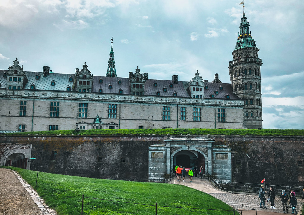 The Kronborg Castle