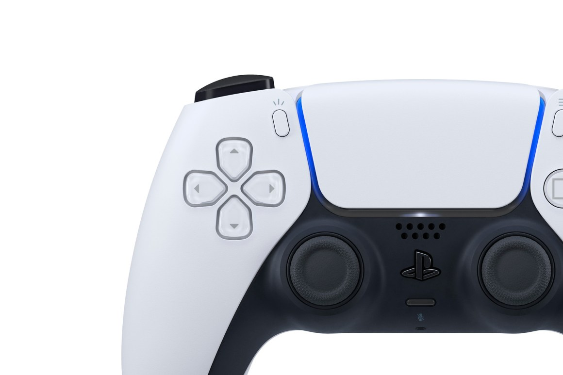 Controlador DualSense para PlayStation 5