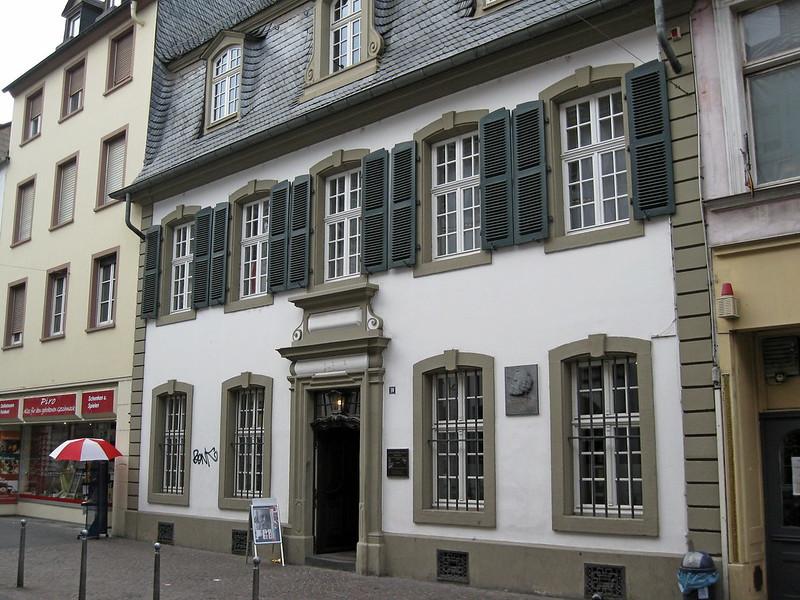 IMG_2163 Trier Geboortehuis Karl Marx