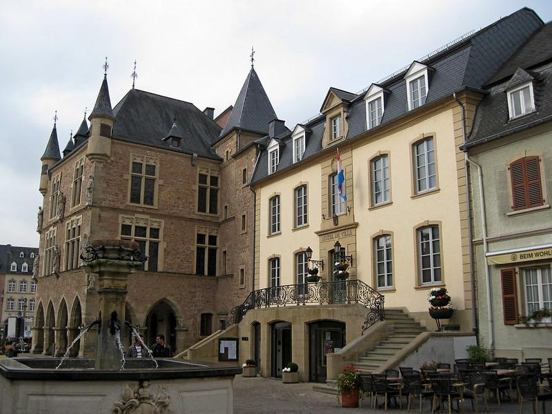 IMG_2272 Echternach Stadhuis