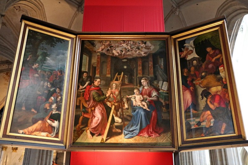 IMG_0312  Antwerpen kathedraal