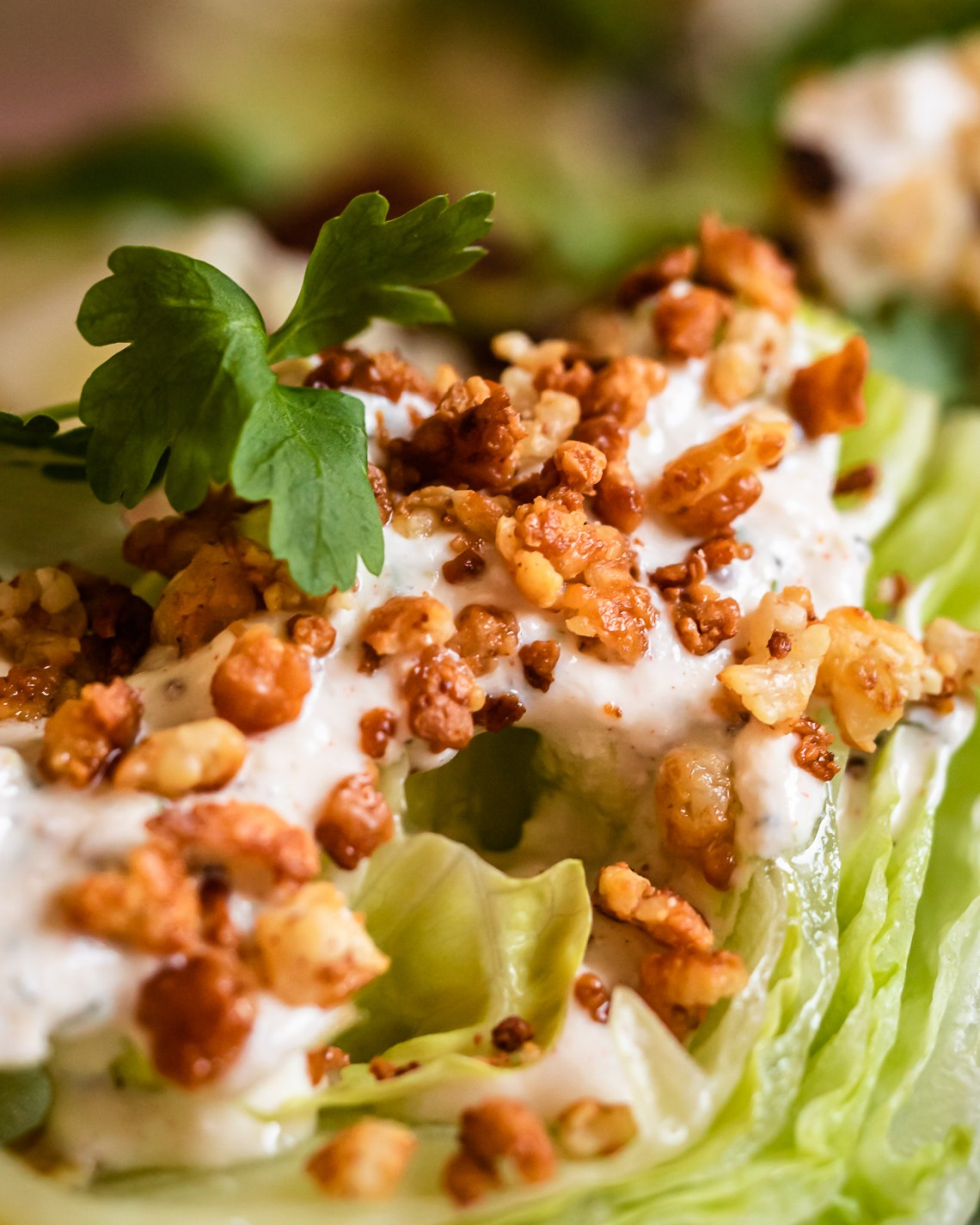 Wedge salaatti