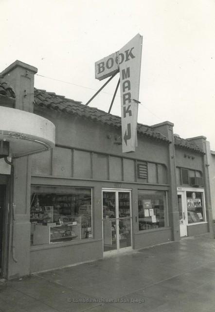 Bookmark Bookstore in Kensington